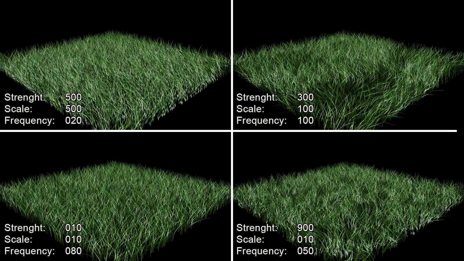 How to make realistic grass in Cinema 4D